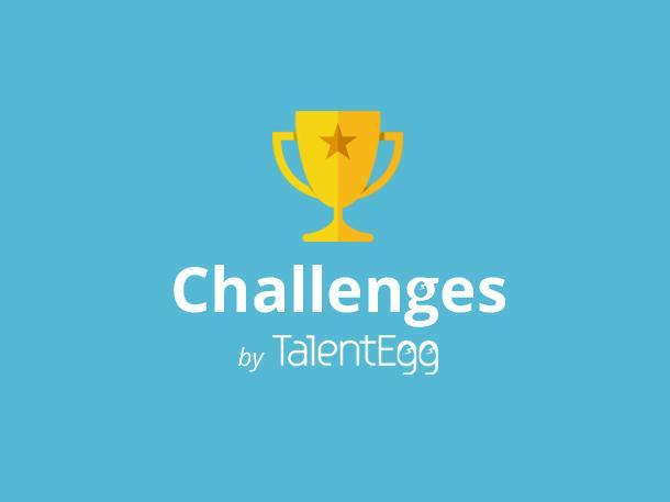 TalentEgg Challenges